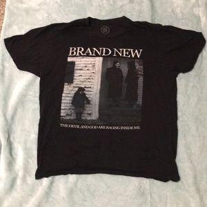 Brand New Band T-shirt